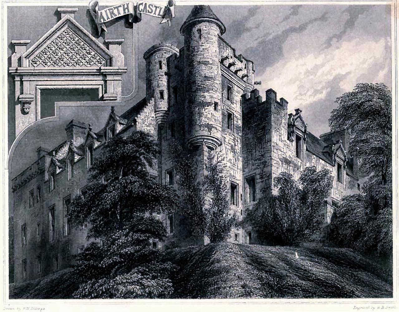 Airth-Castle