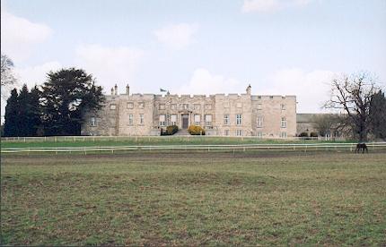 Hazelwood Castle - geograph.org.uk -