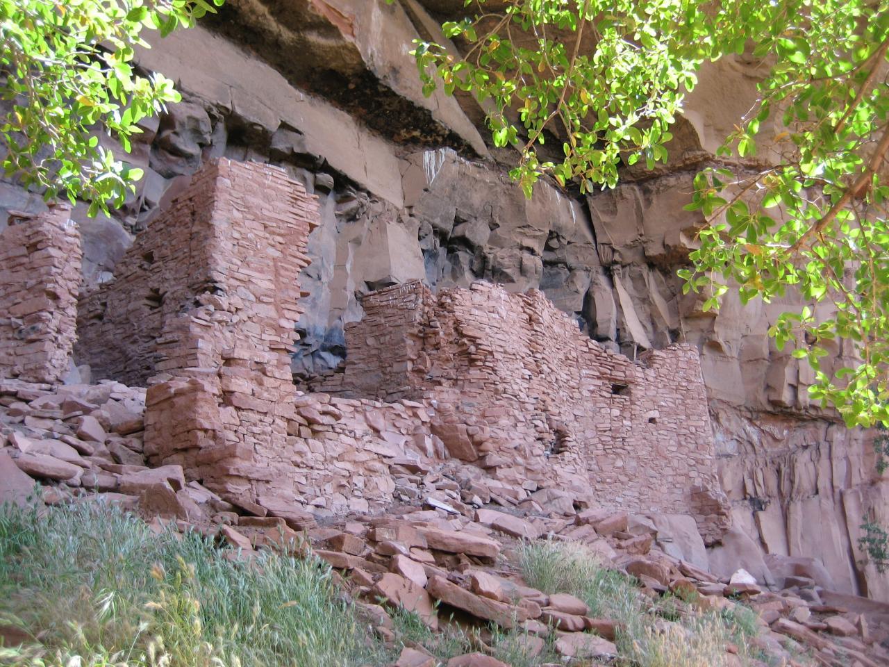 Honanki Sinagua ruin