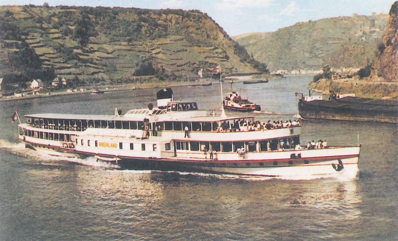 Rheinland (ship, 1926) KD 004 (1960)