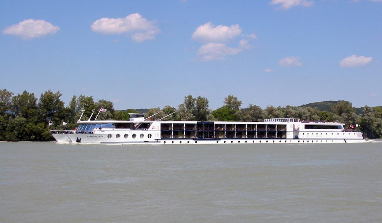 Viking River Cruises - Primadonna